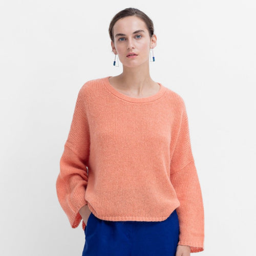 Agna Sweater - Peach