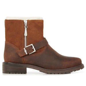 Roadside Ankle Boot - Oak