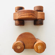 Load image into Gallery viewer, Small Wooden Car
