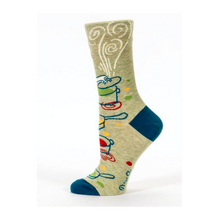 Load image into Gallery viewer, Get the Hell Out of My Kitchen - Crew Socks
