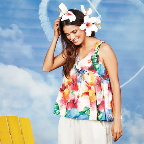 Lost In Paradise Top