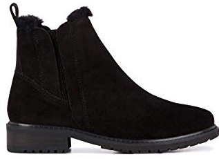 Pioneer Leather Boot - Black