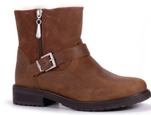 Load image into Gallery viewer, Roadside Ankle Boot - Oak