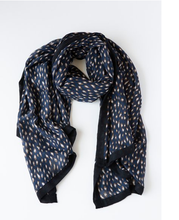 Load image into Gallery viewer, Cheetah Print Scarf + Colours