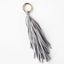 Load image into Gallery viewer, Tassel Key Ring + Colours