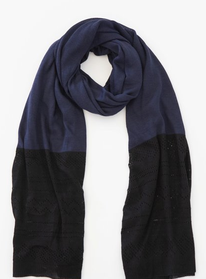 Two Tone Scarf + Colours