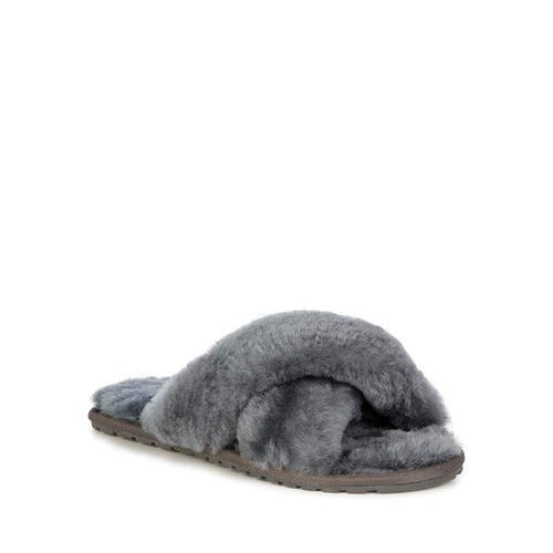 Emu Mayberry Slipper  -  Charcoal