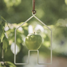 Load image into Gallery viewer, Apple Bird Feeder + Shapes