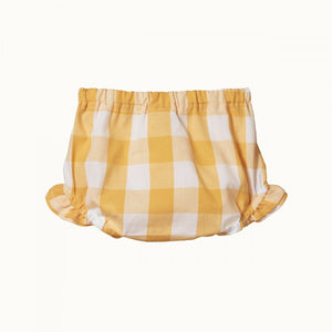 Gingham Petal Bloomers
