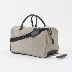 Canvas Trolley Bag + Colours
