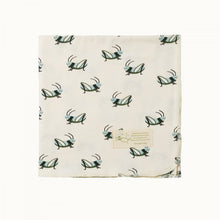Load image into Gallery viewer, Cotton Swaddle Wrap - Grasshopper