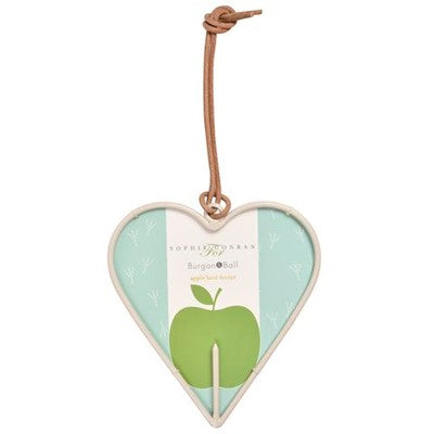 Apple Bird Feeder + Shapes