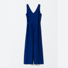 Load image into Gallery viewer, Hallvi Jumpsuit - Cobalt