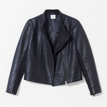 Load image into Gallery viewer, Lader Leather Jacket