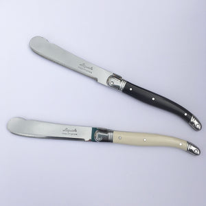 Long Butter Knife - Ivory or Black