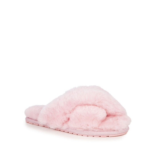 Emu Mayberry Slipper - Baby pink