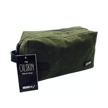 Load image into Gallery viewer, Oilskin Toilet Bags + Colours