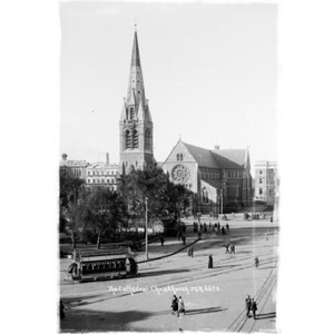 Historic Canterbury Prints