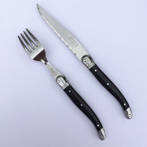 Table Forks Gift Box - Black
