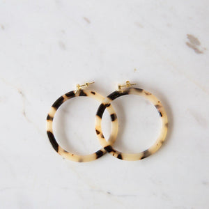 Torty Hoops - Light & Dark