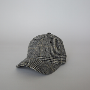 Sophie Wool Cap - Tweed