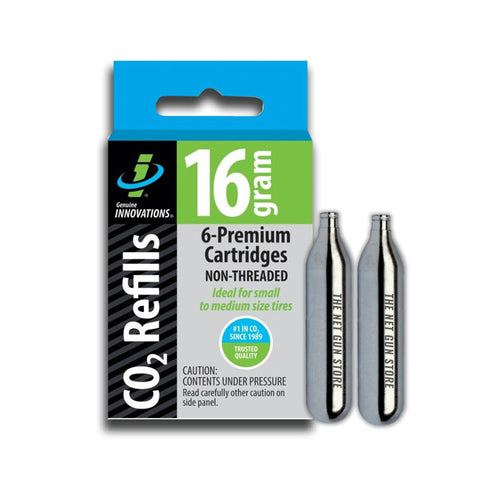 16 Gram CO2 Cartridges - TheNetGunStore.com