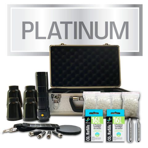 Platinum Net Gun Package