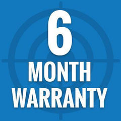 6 Month Part Replacement Warranty - TheNetGunStore.com