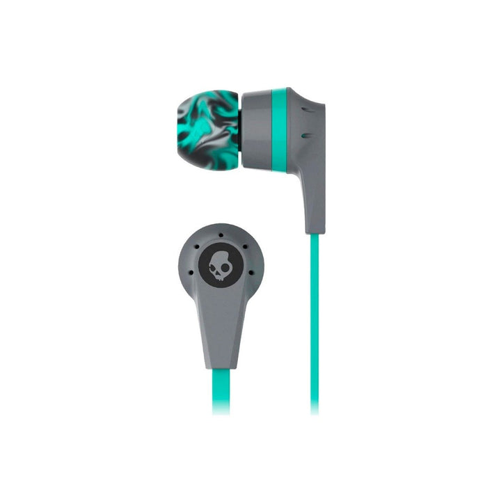 Headphones - Audifono Skullcandy modelo Ink´d 2.0 Gary / Mint. - SKULLCANDY - OsixStore