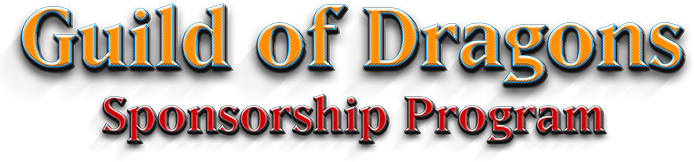 Guild of Dragons Sponsorship Program