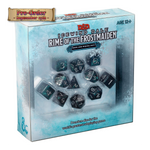 Icewind Dale, Limited Edition Dice Set
