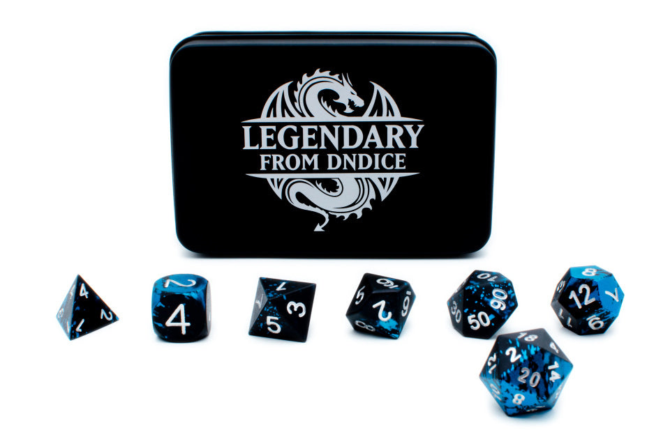 Black & Blue, Legendary Deep Dragon
