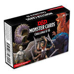 D&D Spellbook Cards - Monsters Challenge 6-16