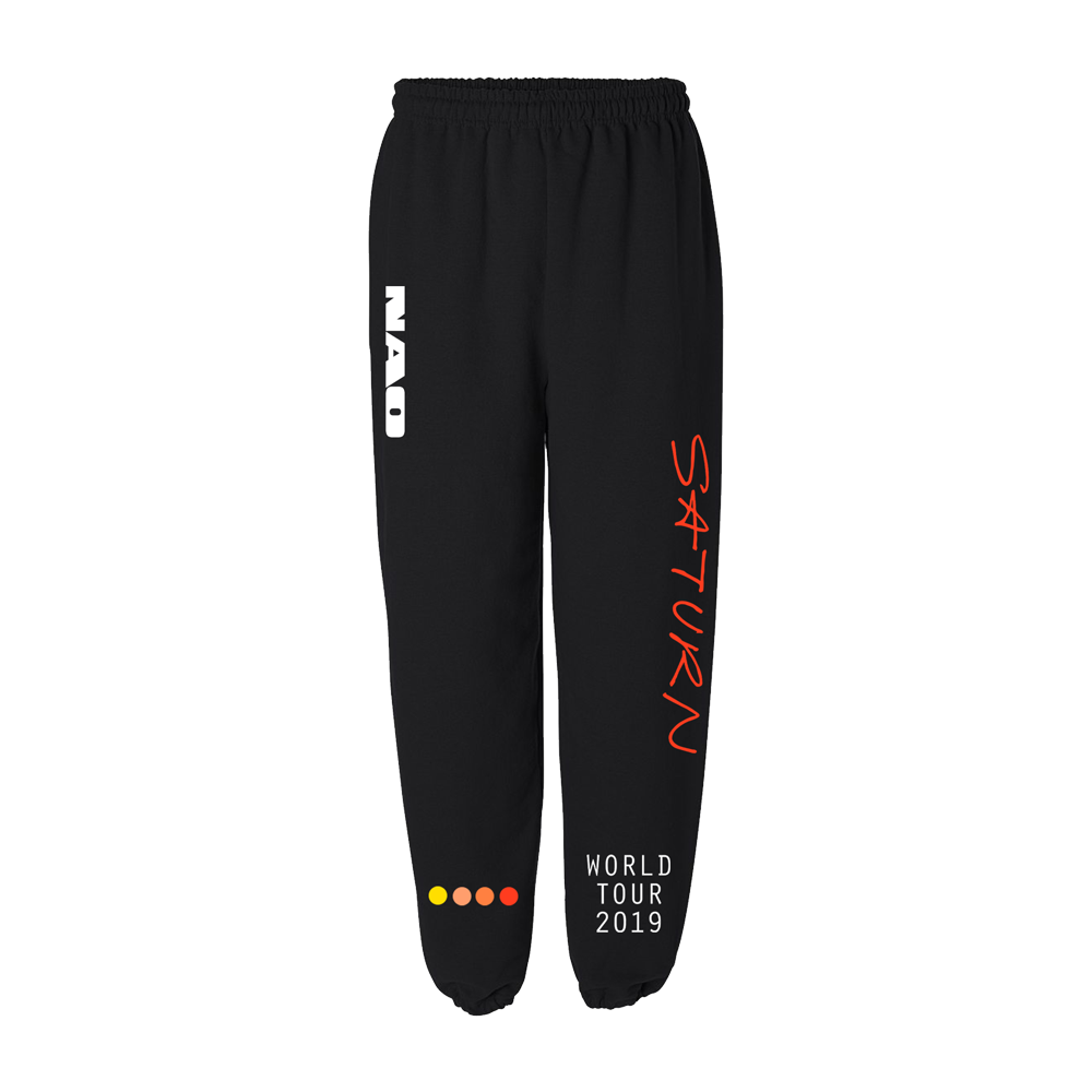 World Tour Sweatpants