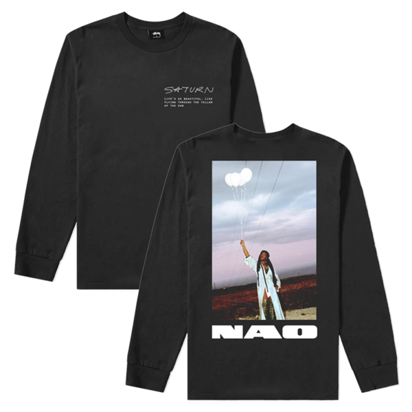 Saturn Tour Black Long Sleeve