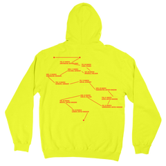 Electric Yellow Hoodie