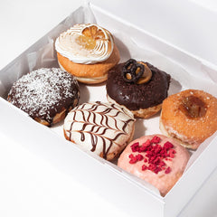 DONUT BOX DELIVERED MELBOURNE