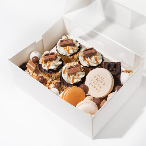 Father's Day dessert gift box
