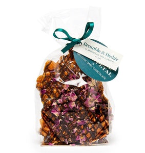 SALTED CARAMEL, ROSE PETALS & DARK BELGIAN CHOC HONEYCOMB  | ADD ON