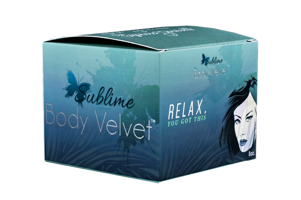 Relax, You Got This Body Velvet 8 oz