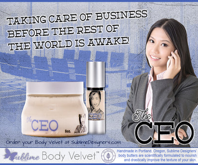 The CEO Sample Card