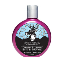 Load image into Gallery viewer, Cotton Blossom Bath and Body Oil