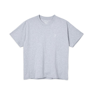 Polar Skate Co. Team T-Shirt | Sport Grey