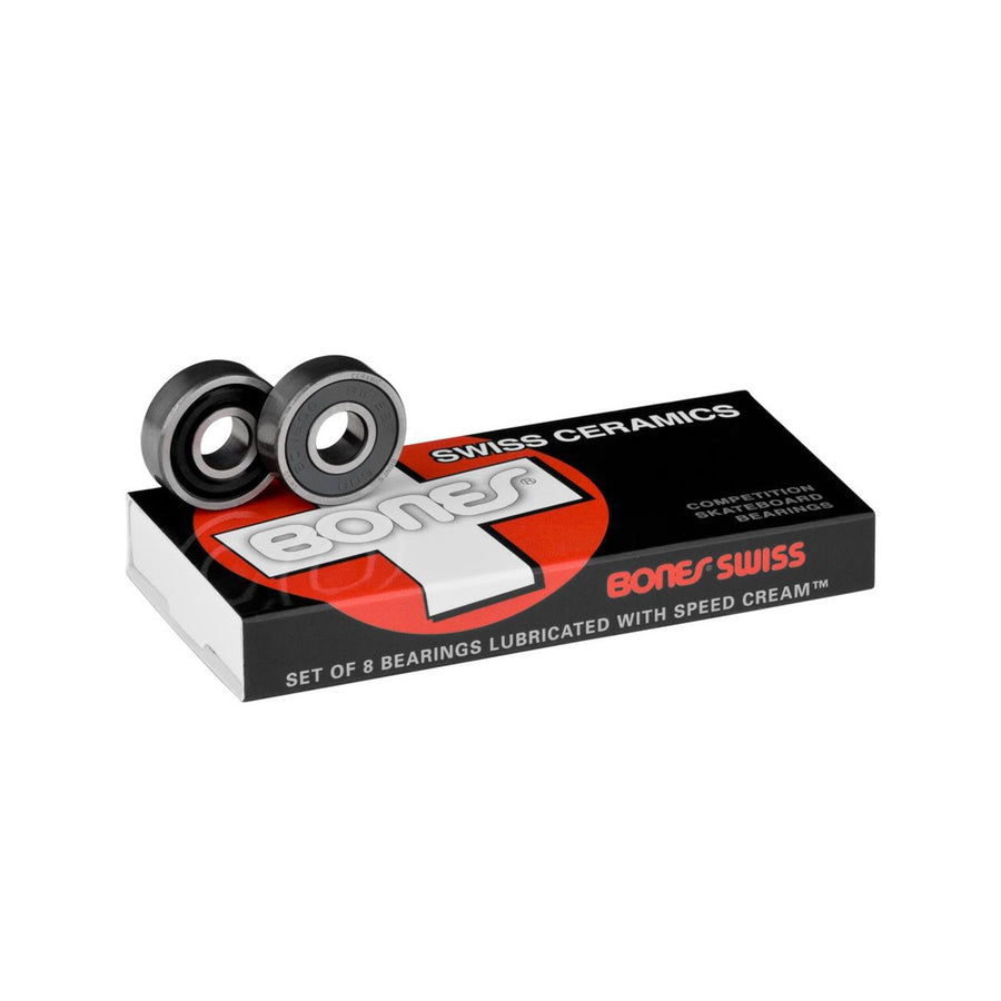 Bones Swiss Ceramics Bearings | Pack of 8