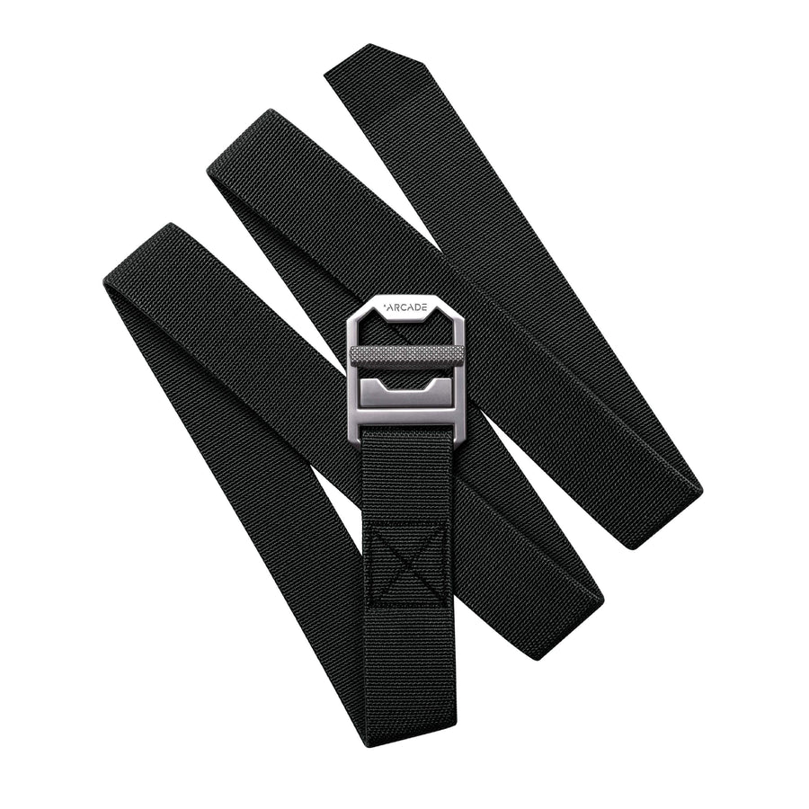Arcade Guide Slim Belt | Black