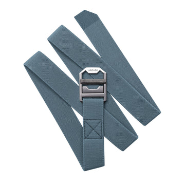 Arcade Guide Slim Belt | Moody Blue