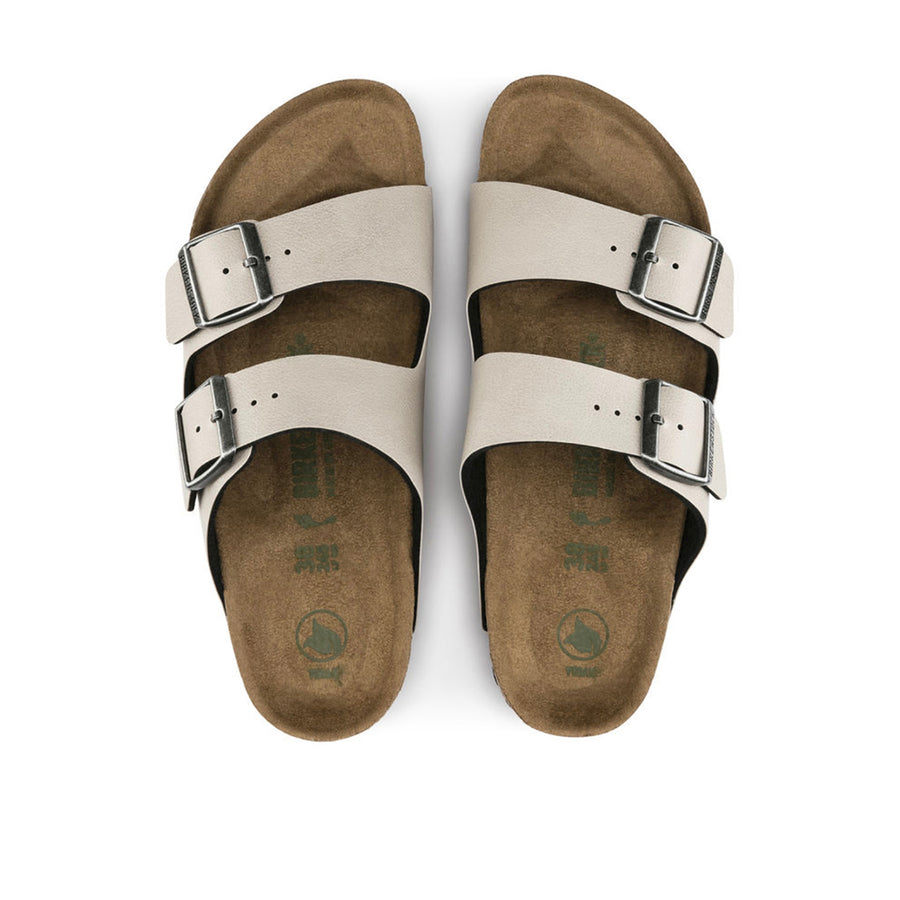 Birkenstock Arizona Vegan Sandal | Pull Up Stone
