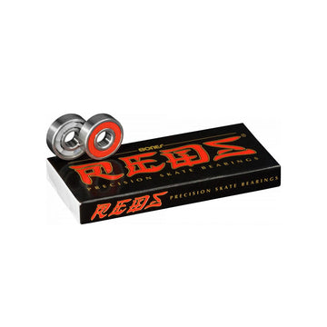 Bones Reds Bearings | Pack of 8