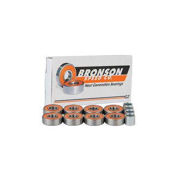 Bronson Speed Co. Bearings G2 | Pack of 8