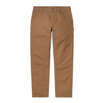 Carhartt WIP Ruck Single Knee Pant | Hamilton Brown